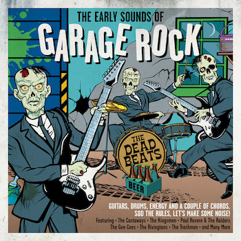 V.A. - Early Sounds Of Garage Rock ( 2 cd's )